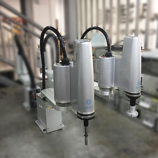 雅马哈机器人YK400XE电路板相关故障维修方法
