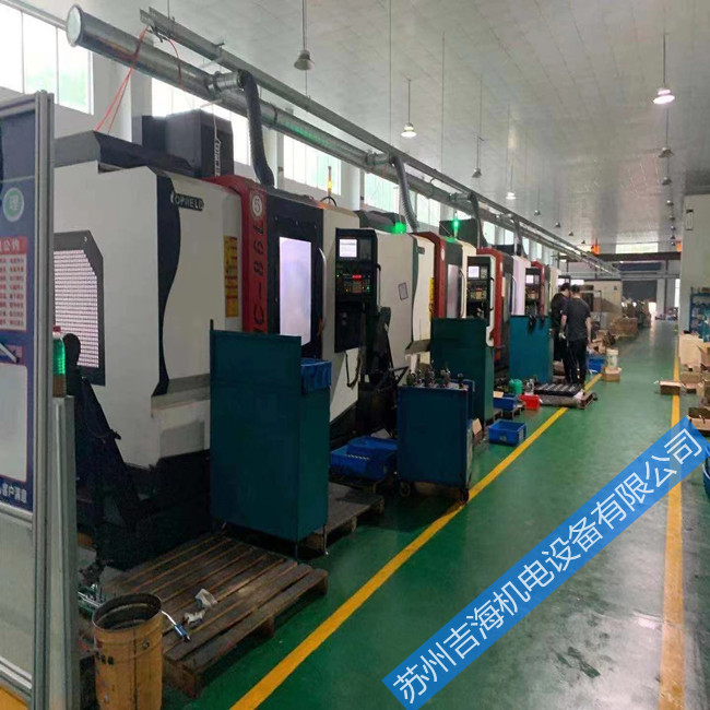 GE数控机床系统上电后花屏维修