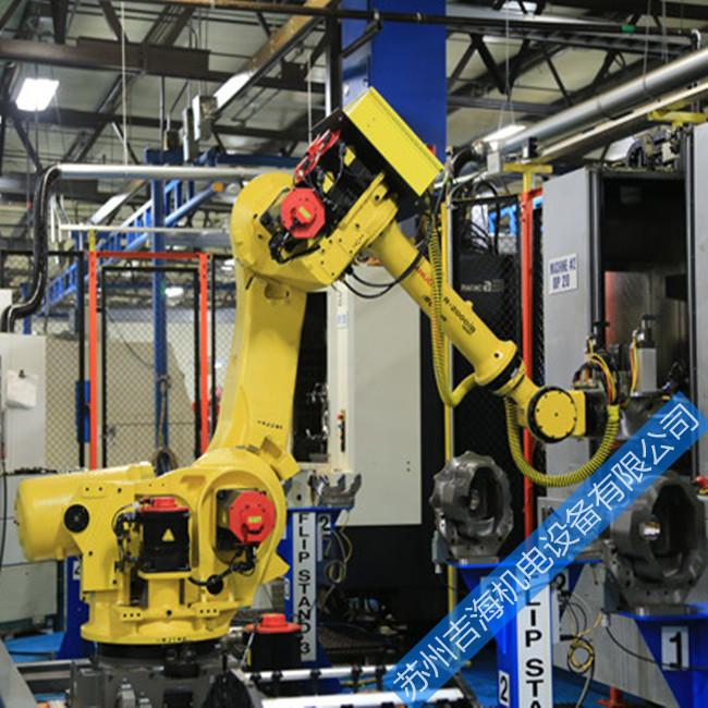 发那科机器人维修案例分享