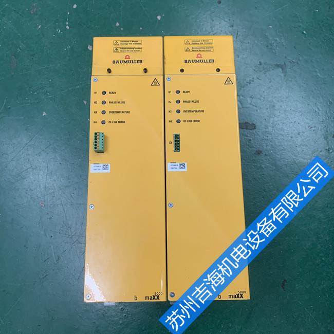 杨浦包米勒伺服驱动器维修价格