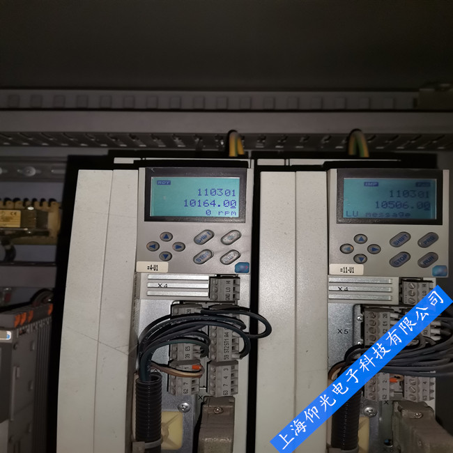 伦茨LENZE伺服驱动器维修,伺服器故障查询上电报警速修快修找上海仰光